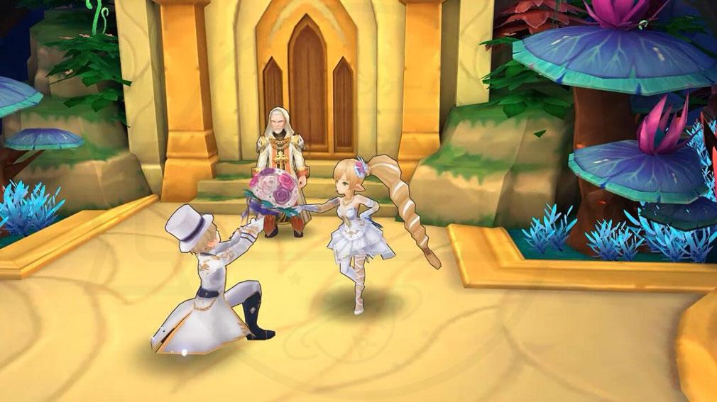 ステラアルカ 結婚