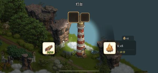 クロンダイクの冒険の灯台